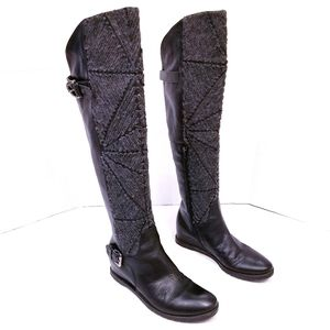 Napoleoni Made in Italy Leather Boots